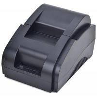 Термопринтер для принтеров Xprinter XP-58IIH Чёрный