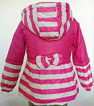 Курточка демисезонная морячка, фото 2