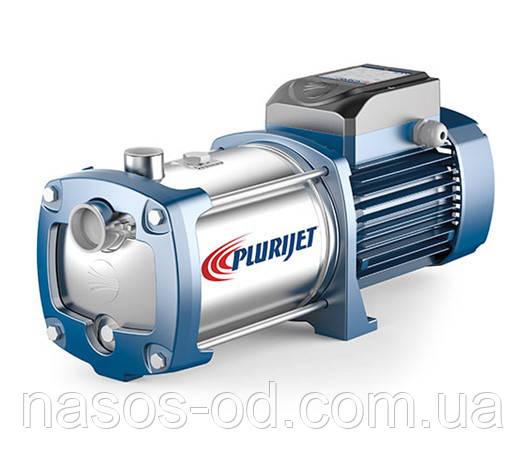 Насос центробежный поверхностный многоступенчатый Pedrollo PLURIJET 5/90 для воды 1.1кВт Hmax76м Qmax80л/мин