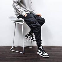 Модные повседневные мужские спортивные штаны для хип-хопа для танцев 2XL