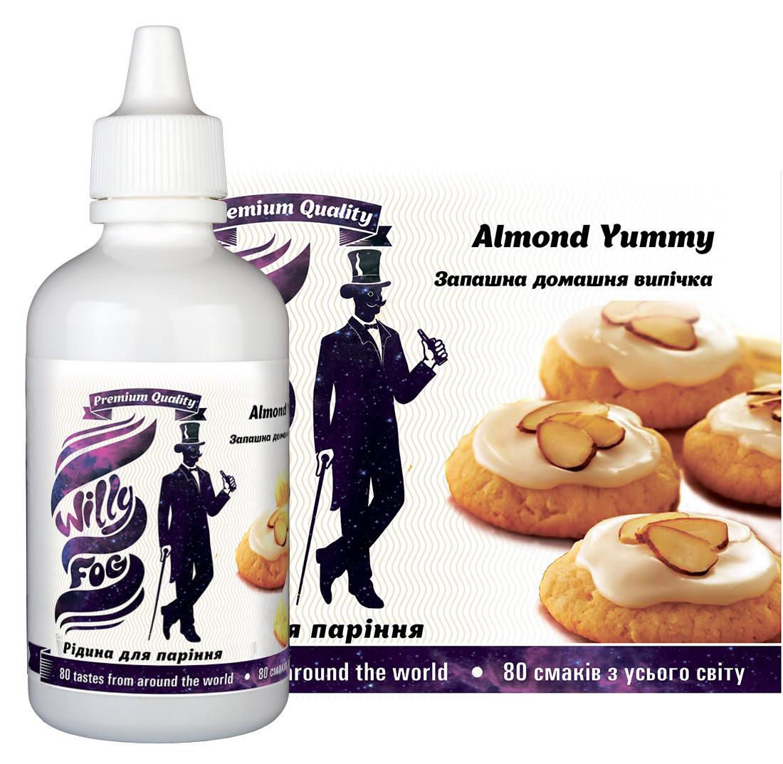 Рідина для паріння Almond Yummy 100ml