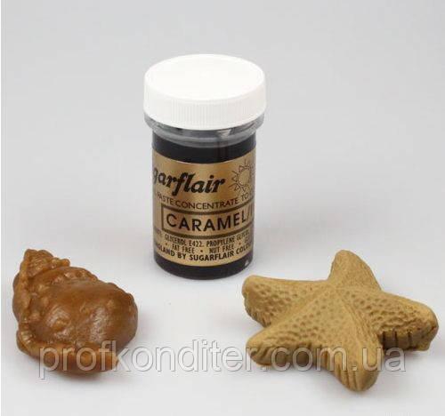 Концентрированная паста Карамельная Caramel/Ivory, 25г