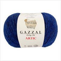 Пряжа GAZZAL ARTIC,темно-синий