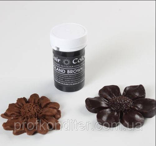 Концентрированная паста Лесная коричневая Woodland Brown, 25г