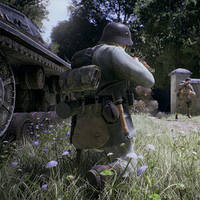 Battalion 1944 выйдет в Steam Early Access 1 февраля