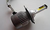 Лампочки LED H4 Hi/Low 5500K / 3500Lm (кт-2шт), фото 1