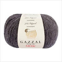 Пряжа GAZZAL ARTIC,темно-серый