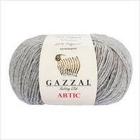Пряжа GAZZAL ARTIC,светло-серый
