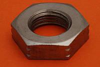 Гайка DIN 431 — шестигранная низкая гайка трубная с дюймовой резьбой.