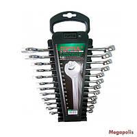 Набор ключей комбинированных Toptul 12 ед Toptul GAAC1201