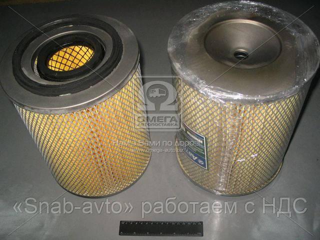Элемент фильтра воздушного ЗИЛ 5301  (основной) (производство Автофильтр, г. Кострома) (арт. ДТ75М-1109560), ABHZX