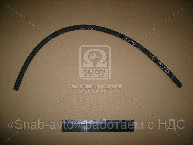 Шланг топливный ВАЗ обратного слива топлива (производство БРТ) (арт. 2110-1104126Р)