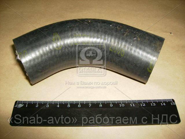 Патрубок радиатора ГАЗ отводящий (производство БРТ) (арт. 53-1303010Р)