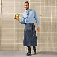 Передник с карманами 19010010_Jeans