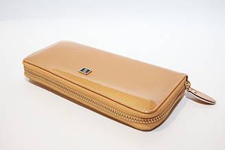 Женский  кошелек с замочком молния BRETTON (10356)
