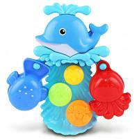 Детские Брызги Воды Игрушка Набор Для Ванны Красочный