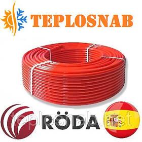 Труба для теплого пола RODA Pex-A 16x2.0 EVOH (Испания)