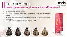 КРАСКИ EXTRA COVERAGE  LONDA-для седых волос