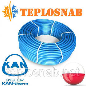Труба KAN-therm Blue Floor PE-RT 18x2.0 (Польша)