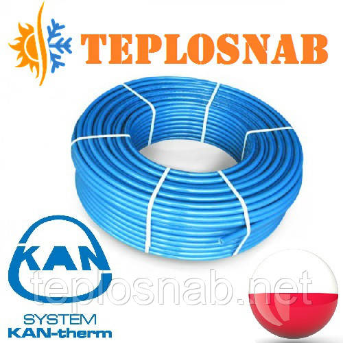Труба KAN-therm Blue Floor PE-RT 20x2.0 (Польша)