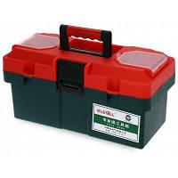 ELECALL 8814 12-дюймовый портативный бытовой ABS набор инструментов футляр коробка Случайный Цвет