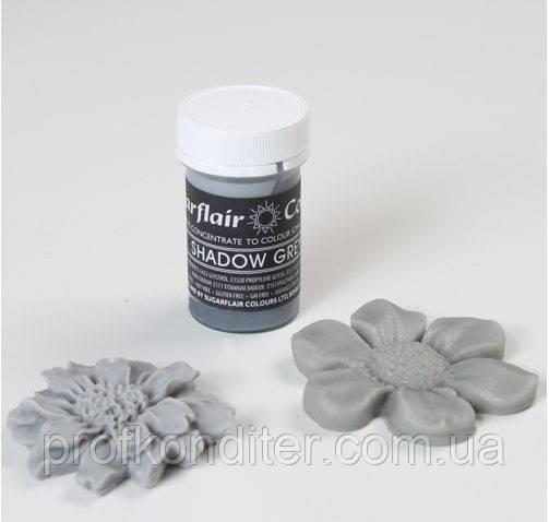 Концентрированная паста Серая Shadow Grey, 25г