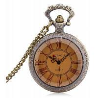 Jubaoli по 1154 карманные Кварцевые часы Светлый желтовато-ко