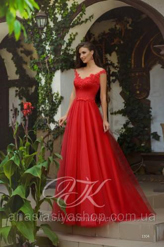 вечернее платье 1304