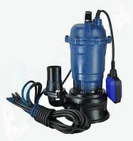 Дренажный фекальный насос WQD 10-10-2.6 F