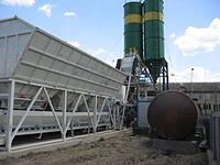 Стационарный бетонный завод SUMAB T-15. Эконом класса Scandinavian & UK Machines