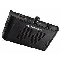 L008 цифровой ТВ конвертер HD 3G SDI в HDMI Американская вилка