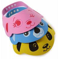 Регулируемая детская кепка для душа ванны 2шт Цветной