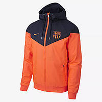 Ветровка NIKE FC BARCELONA AUTHENTIC WINDRUNNER 886817-809