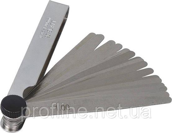 Щуп 20 листов Miol 15-200, фото 2