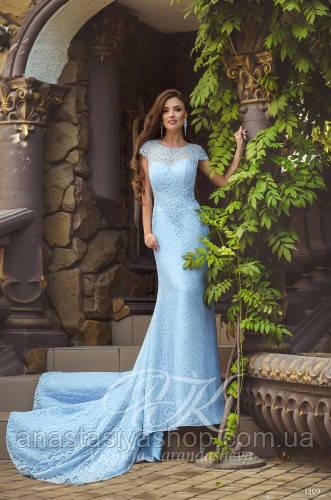 вечернее платье 1309