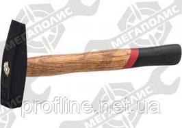 Молоток с деревянной ручкой 500гр Miol 30-050
