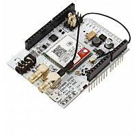 Многофункциональный DUINOPEAK SIM808 щит для Arduino Цветной