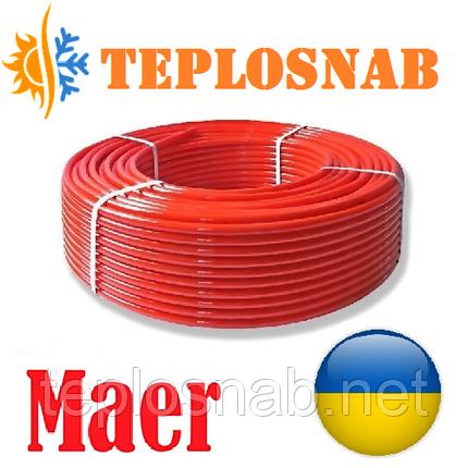 Труба для теплого пола Maer РE-RT 16х2 (Украина), фото 2