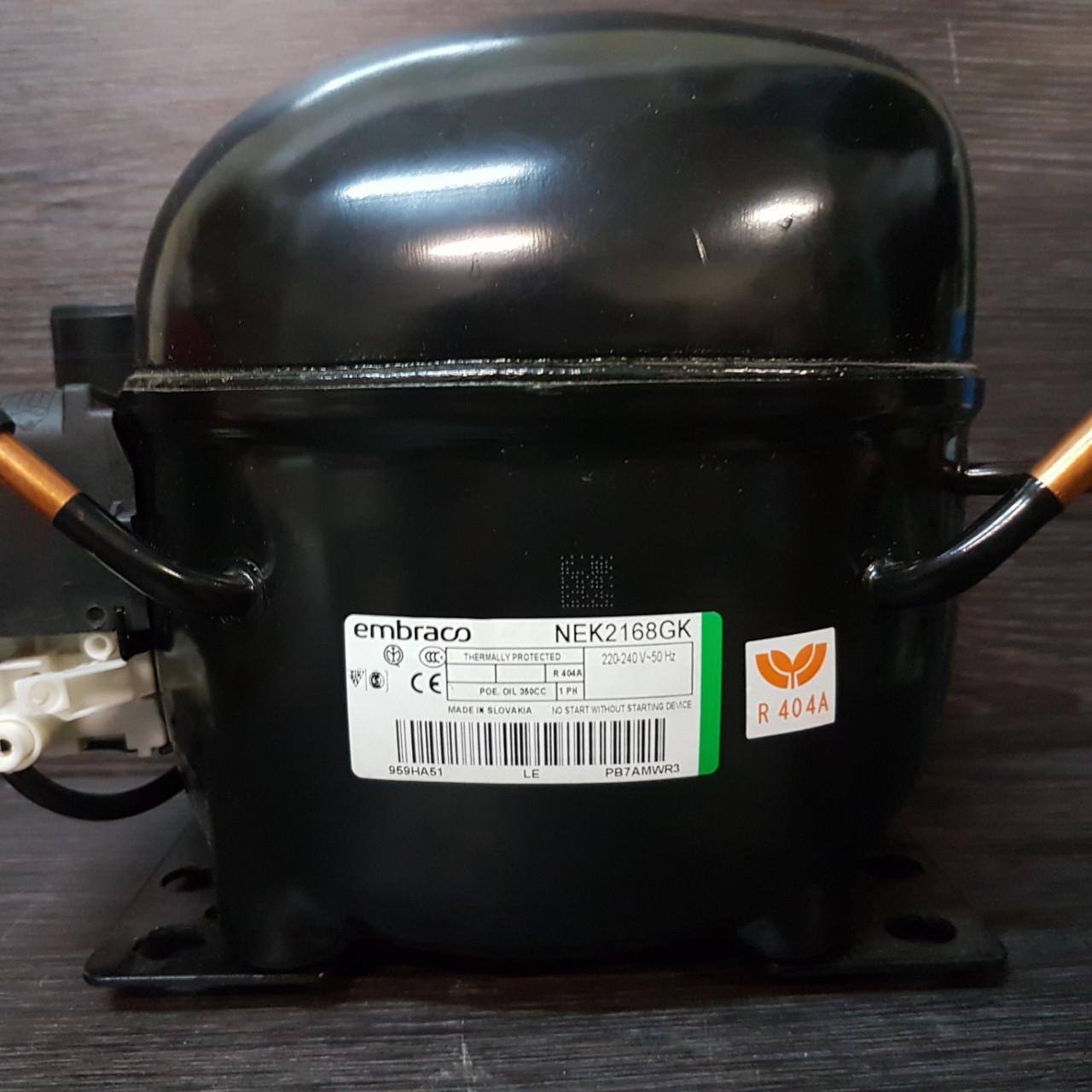 Компрессор Embraco Aspera NEK 2168GK