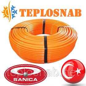 Труба для теплого пола SANICA Pex-B 16х2.0 (Турция)