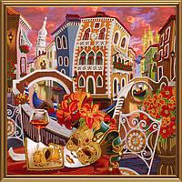 """Набор для вышивания бисером """"Венеция.Зазеркалье"""", ДК1080"""