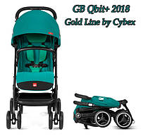 Прогулочная коляска GB Qbit+ 2018 Gold Line by Cybex