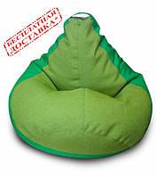 """Кресло груша """"ткань Савана""""модель 08 бескаркасное кресло,пуфик мешок,кресло пуф, мягкое кресло, кресло мешок."""