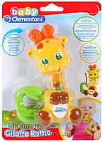 Погремушка Clementoni Жираф