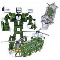 Трансформер превратит Истребитель 3D сплава робот стиль 5