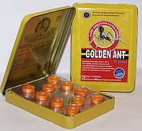 Золотой Муравей (Golden Ant) оригинал - натуральный препарат для мужской силы, 10 табл