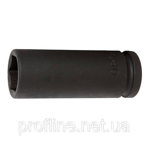 "Головка 6-гр. ударна, глибока 3/4"" 36 мм, L=100 мм Force 46510036 F"