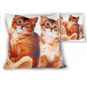 Подушка декоративна Коты (кошки)