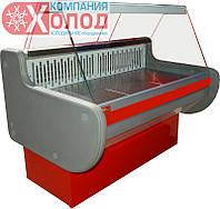 Среднетемпературная холодильная витрина ВХСК Лира 1.2 М