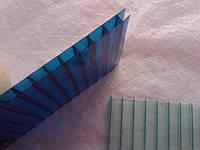 Поликарбонат сотовый 6 мм цветной